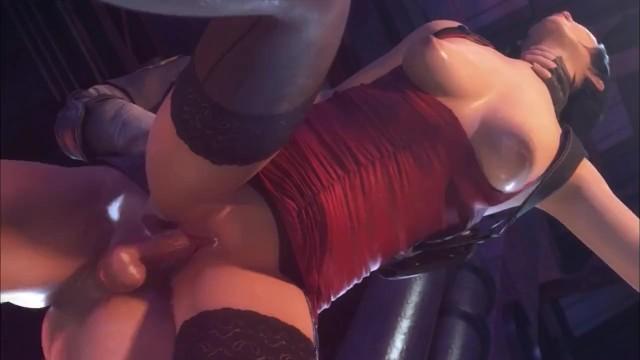 Ada Wong X Leon -sfm Porn - Resident Evil 2 (loop) - Hydrafxx Sfm