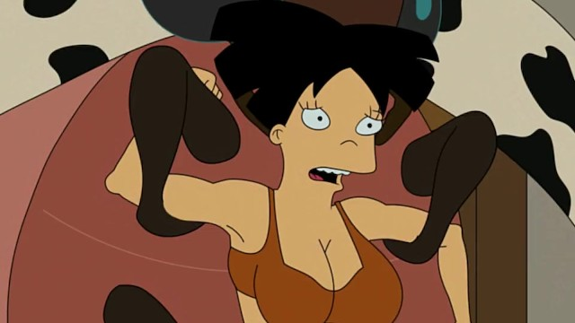 Futurama Porn - Duties On The Ranch