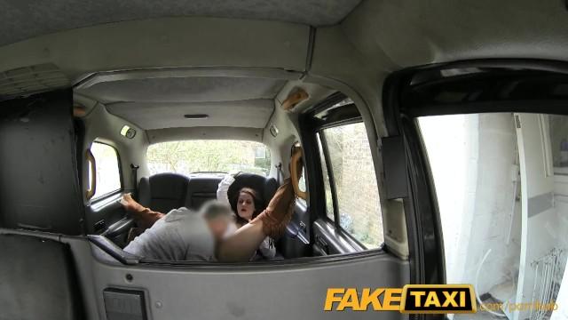 Faketaxi Hot Minx Returns For Rough Anal
