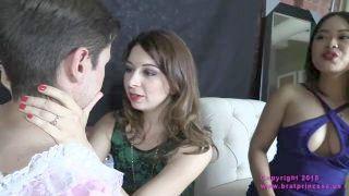 2 Lover Feminize A Sissy Maid