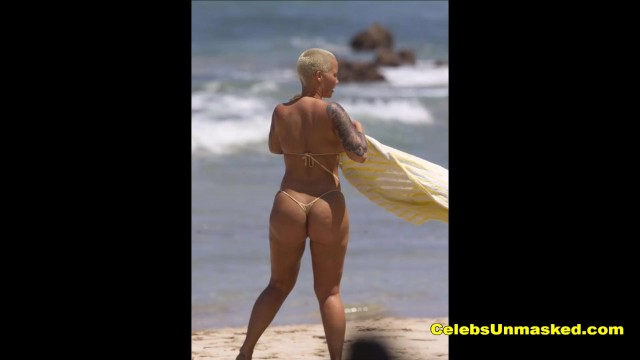 Amber Rose Nude Photos Leaked [new!]