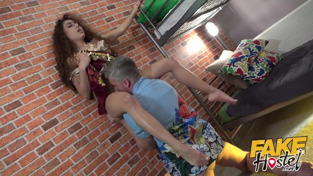 Fake Hostel Tiny Little Latina Melody Petite Has Multiple Squirting Orgasms