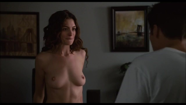 Anne Hathaway - Love And Other Drugs - Hd Slow Motion #2