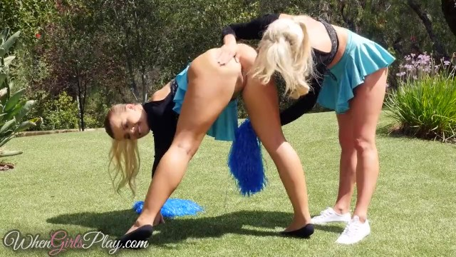 Lesbian Cheerleaders Free Sex Videos Watch Beautiful And