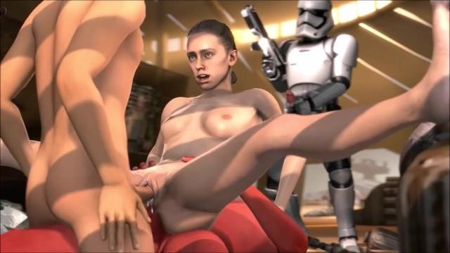 Star Wars Collection #2: Rogue Cum