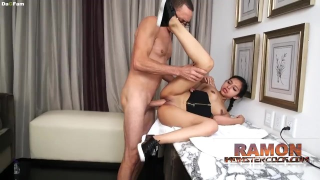 Deep Anal With Little Miss Mexico