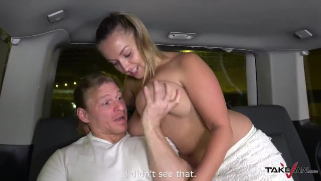 Take Van - Crystal Swift - Curvy Hottie Shake Monster Tits