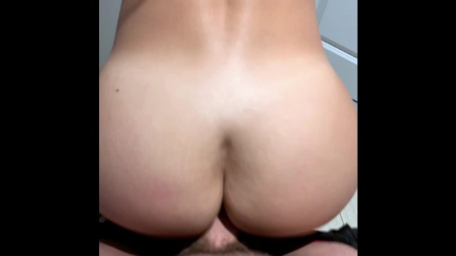 Cum In My Panties At Work- I Go Back To Work With Cum Dripping Down My Legs